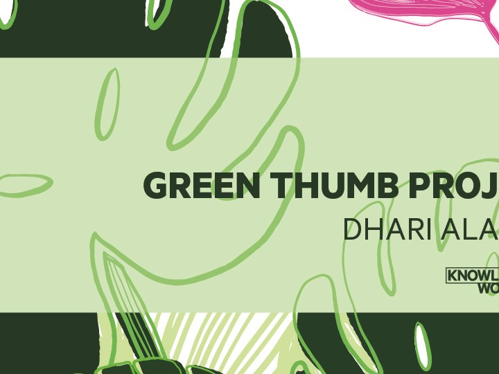 The Green Thumb Project